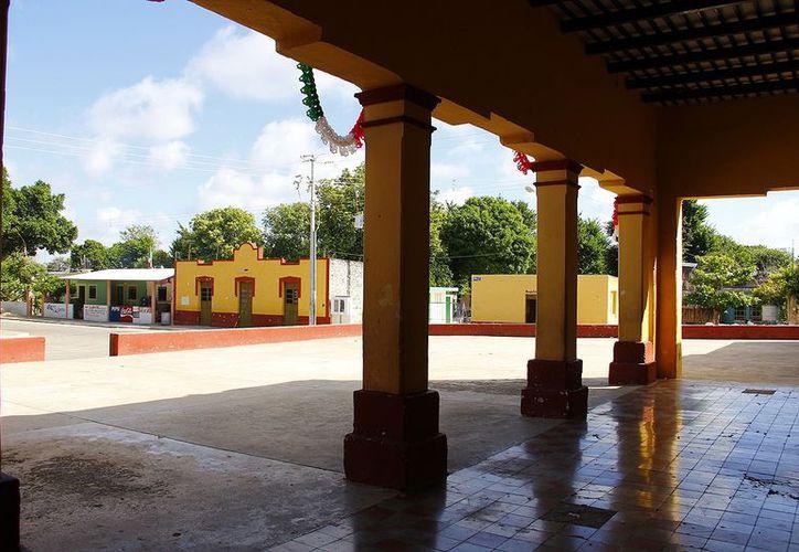 La ciclopista beneficiará a los habitantes de Dzununcán y San José Tzal. (Milenio Novedades)