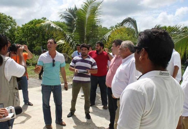 El legislador panista Raúl Paz, señalado por el taxista. (Cortesía)