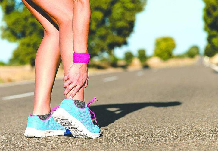 Para evitar una mala circulación, recomiendan realizar una rutina especial de ejercicios. (Foto: Contexto/SIPSE)