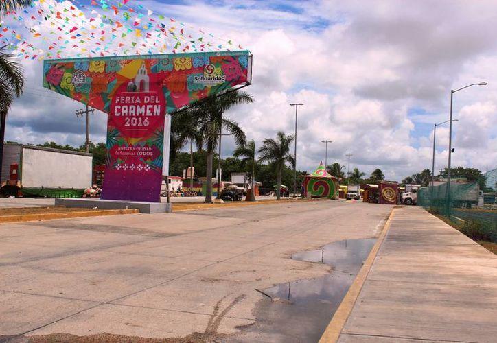 El cierre del tramo ocurrió desde tres días. (Octavio Martínez/ SIPSE)