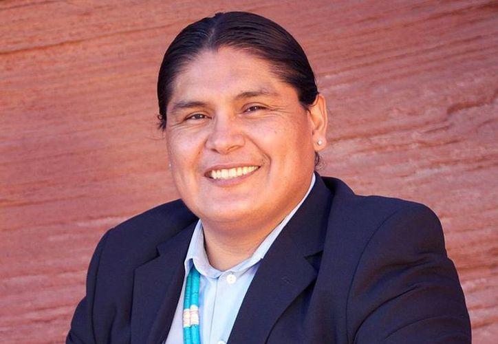 Tras derogar el requisito del idioma, el Consejo Navajo ordenó reintegrar a Chris Deschene en las boletas electorales (Facebook/Chris Deschene for Navajo Nation President)