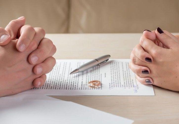 El 30% de las parejas que deciden divorciarse dejan el trámite inconcluso, en Othón P. Blanco. (Clarín)
