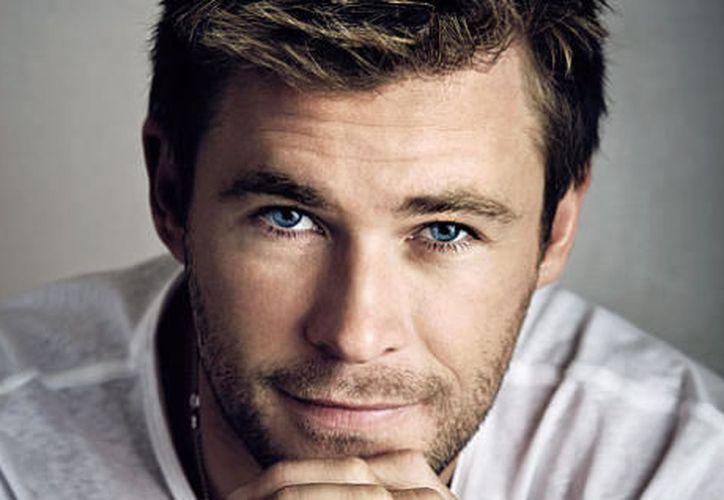 Chris Hemsworth ha demostrado a través de sus redes sociales que el deporte también es su fuerte. (Contexto/Internet).