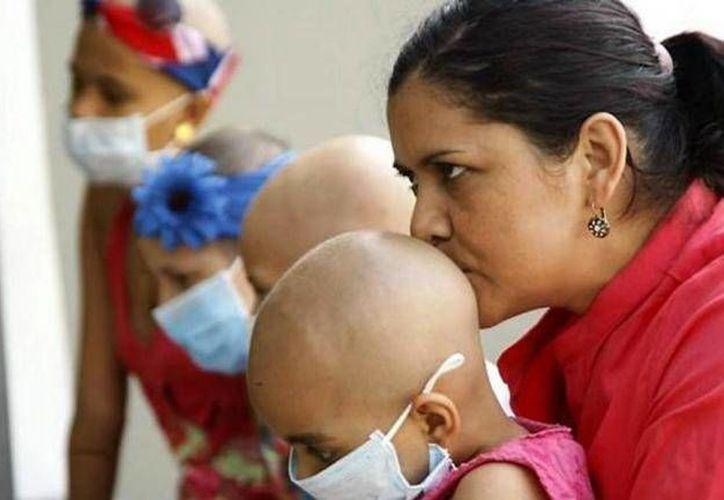Organizaciones de Mérida y Quintana Roo cooperan para brindar una mejor atención a niños con cáncer. (Contexto/vanguardia.com)