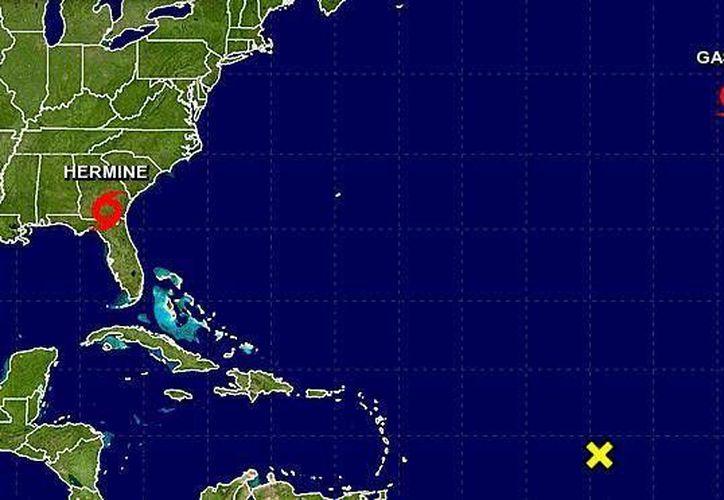 Los vientos oscilarán en los 26 kilómetros por horaen Cancún. (NOAA)