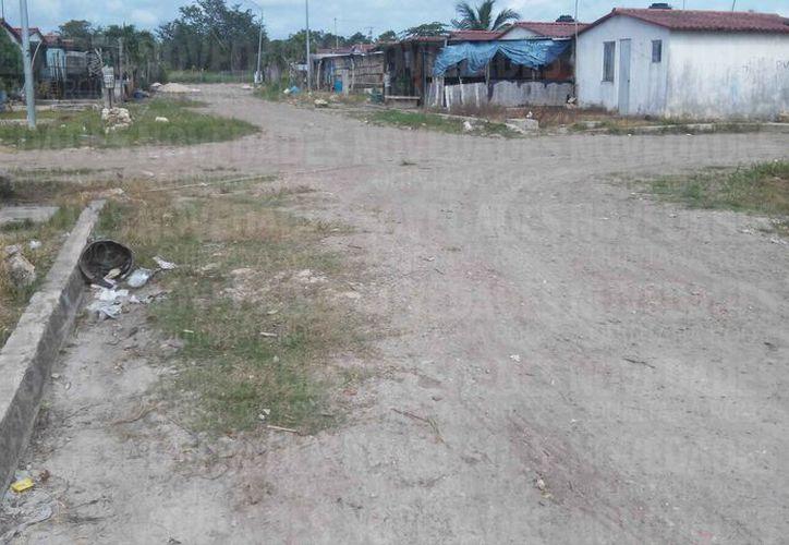 La Sedeso reconoce que hay un rezago de 15 años en infraestructura y vivienda en zonas rurales de Q. Roo. (Carlos Castillo/SIPSE)