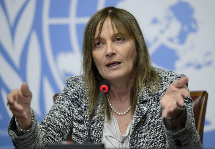 El mundo tendrá que esperar al menos hasta enero para combatir con vacunas probadas al virus del ébola, según la doctora Marie Paule Kieny, directora general adjunta de la OMS. (Foto: AP)