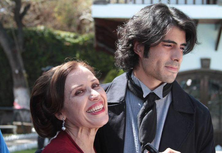 María Rojo dijo que terminará la temporada que, reiteró, pactó hasta el domingo 3 de marzo. (Archivo/Notimex)