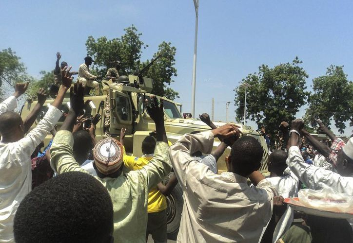 Desde el año 2009, el grupo Boko Haram ha matado a unas 15 mil personas. (EFE)
