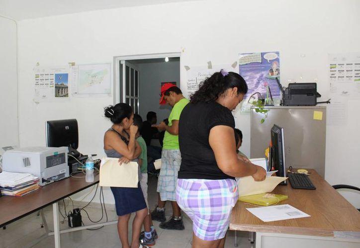 El 22 de agosto inician clases los estudiantes de nivel básico de prescolar primaria y secundaria.(Sara Cauich/SIPSE)