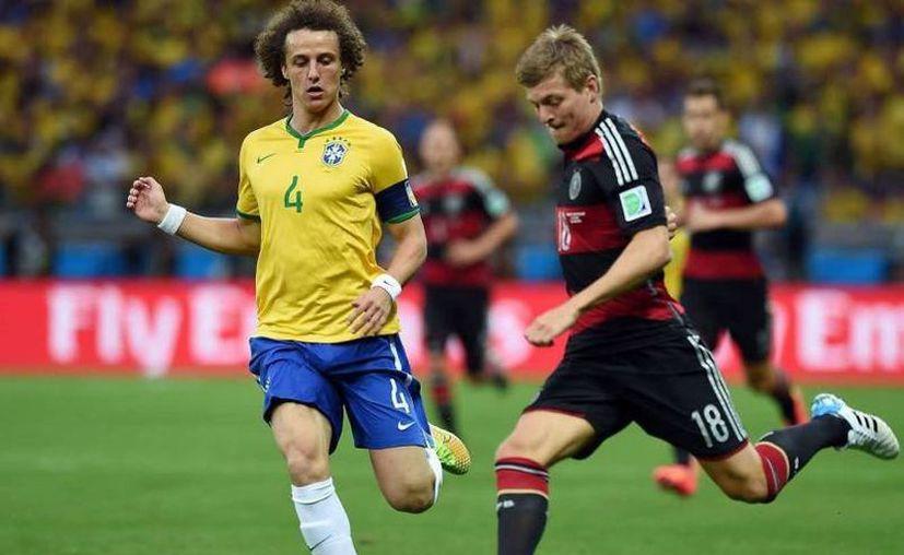 Toni Kroos recordó la goleada de Alemania 7-1 a Brasil, en el pasado Mundial de futbol del 2014.(Archivo/AP)