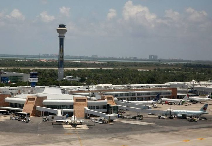 En el Aeropuerto de Cancún se moviliza el 12% del total del transporte de carga nacional. (Contexto/Internet)