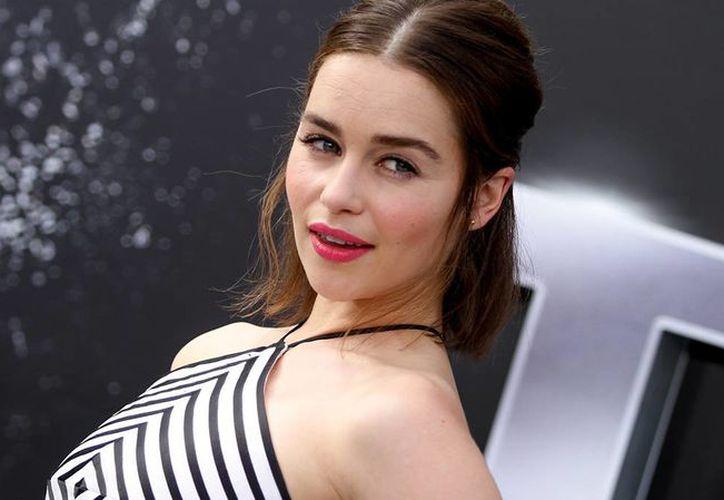 """El ex esposo de la actriz Angelina Jolie, ofreció 120 mil dólares por una cita con la estrella de """"Game of Thrones"""". (Foto: Internet)"""