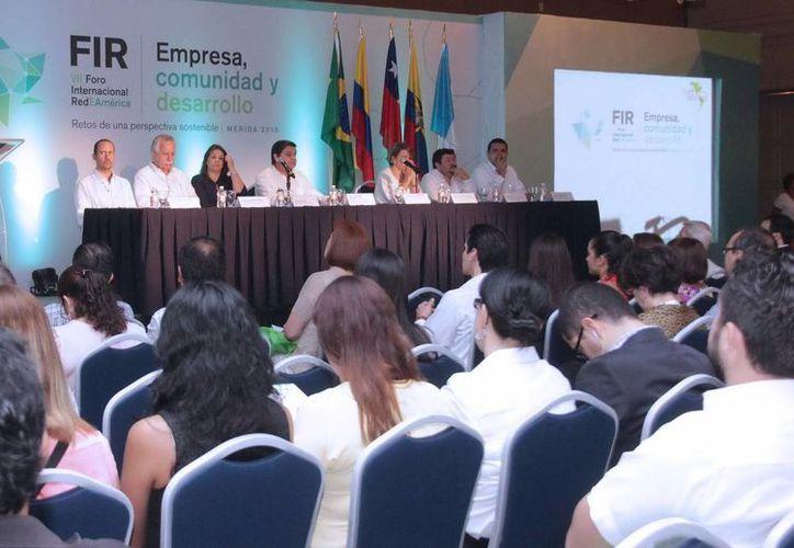 En el VII Foro Internacional RedEAmérica se dijo que los principales retos son: detener la pérdida de biodiversidad, lograr el acceso sustentable al agua y la seguridad alimentaria, entre otros. (SIPSE)