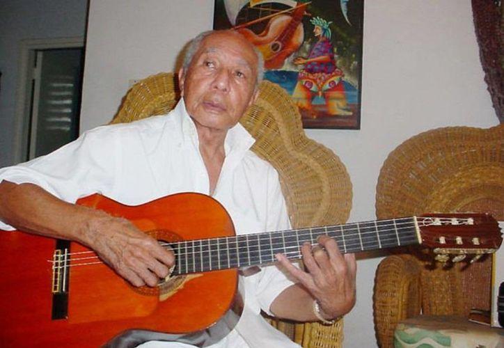 César Portillo, uno de los fundadores del 'filin', manera particular de interpretación del bolero fuertemente influenciada por el jazz. (thecubanhistory.com)