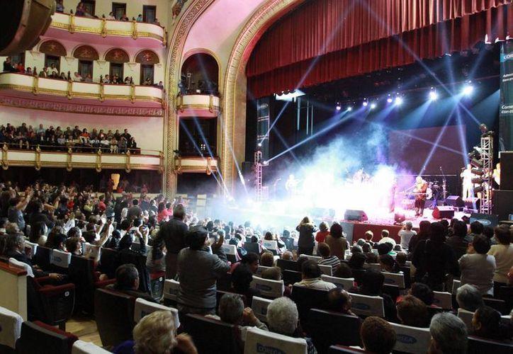 Este año el sector entretenimiento creció un 22%. (Archivo/Notimex)