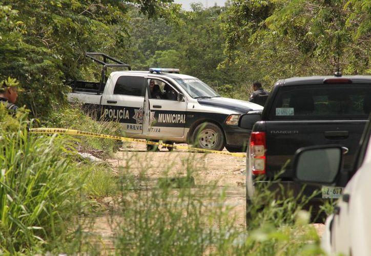 El número de emergencia 911 recibió el reporte del hallazgo del cuerpo sin vida de una mujer. (Foto: Redacción/SIPSE)