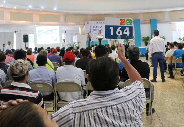 El evento se realizó en el Salón Bellavista de Chetumal. (Cortesía/SIPSE)