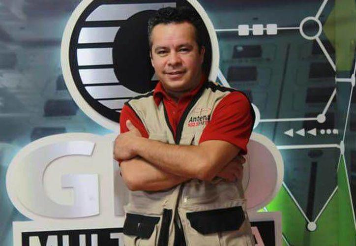 Adrián Rodríguez pasó más de 15 años en medios de radio, prensa e internet. (elheraldodechihuahua.com.mx)
