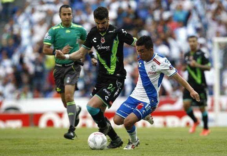 """Puebla y Veracruz repartieron puntos este domingo en el Estadio Cuauhtémoc. Con este resultado, los poblanos sumaron 13 unidades, en tanto que los """"jarochos"""" llegaron a seis. (Imágenes de la Liga MX)"""