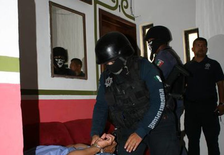 Las acusaciones contra elementos policiacos encabezan la lista de llamados a la CDHE, aunque en muchas ocasiones son infundadas. (Irving Canul/SIPSE)