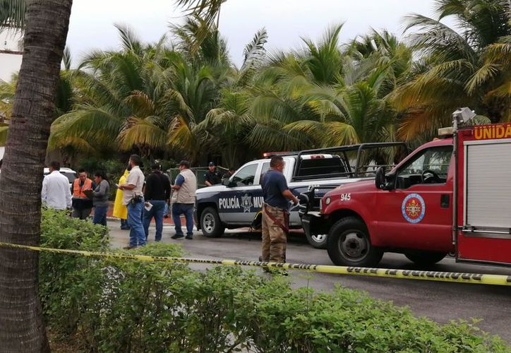 Los hechos ocurrieron a la altura del kilómetro 7.5 del bulevar Kukulcán de Cancún. (Redacción/SIPSE)