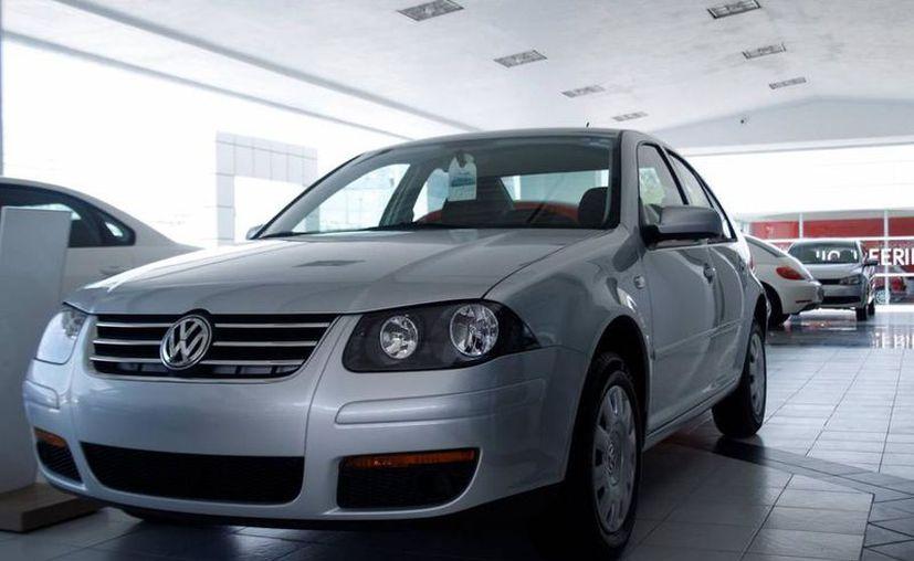 En el primer trimestre del año se vendieron seis mil 421 vehículos nuevos en la entidad. (Archivo/ SIPSE)