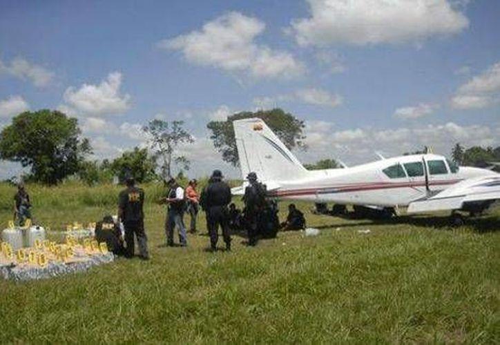 Jorge Gustavo Arévalo Kessler transportaba cargamentos de cocaína en pequeños aviones desde Sudamérica a México y Estados Unidos. (EFE/Archivo)
