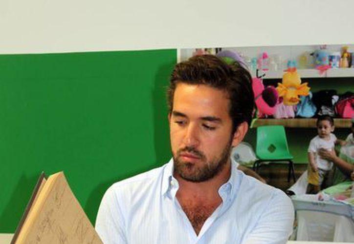 Pablo Gamboa Miner, director del Comey. (Milenio Novedades)
