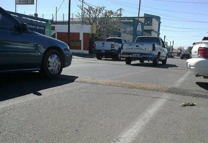 En la ciudad de México hay por lo menos 30 mil topes. (proyecto40.com)