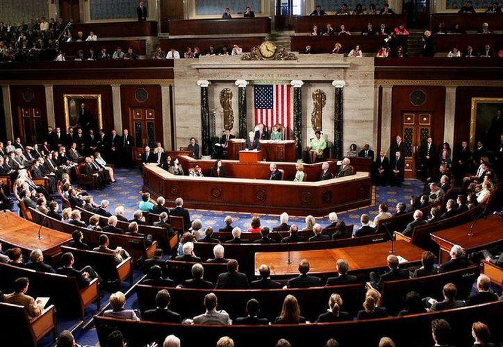 El Congreso estadounidense anunció un acuerdo para financiar al estado federal hasta el fin del año presupuestario de 2018.  (Foto AP)