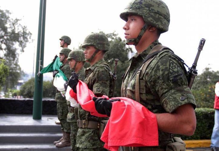 Exhortan a que mexicanos participen en la creación del Himno de las Fuerzas Armadas y ganen 500 mil pesos. (SIPSE)