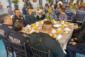 Celebran el Día de la Fuerza Aérea Mexicana en Yucatán