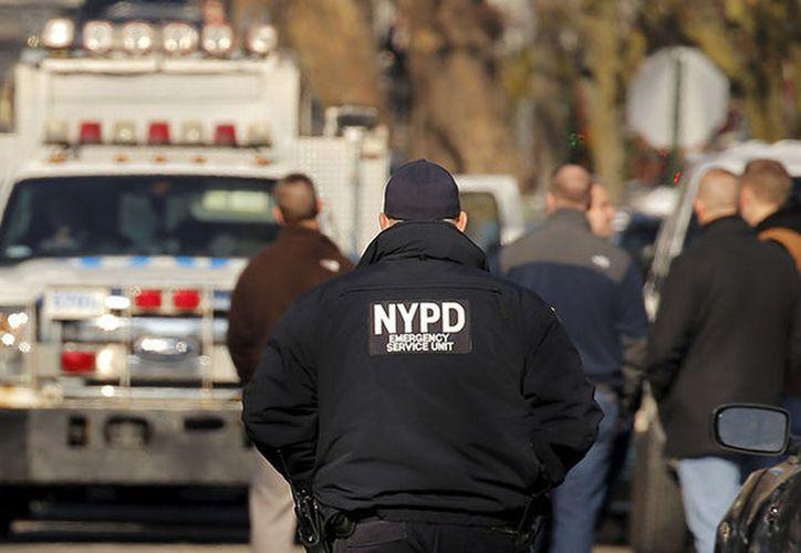 Al menos tres personas resultaron heridas al ser apuñaladas en una escuela secundaria de Nueva York. (Reuters)