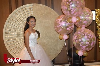 Celebra sus XV años Leslie Iturbe Herrera