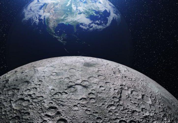 Un grupo de robots de tamaño pequeño, montarán estructuras sobre la superficie lunar. (Foto: Contexto)