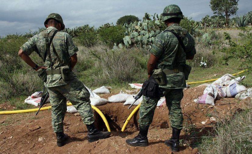 De enero a noviembre de este año ha perdido más de nueve millones de barriles de combustibles a manos del crimen organizado. (unionjalisco.mx)