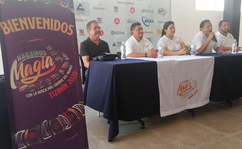 Informaron que el evento será el próximo 6 de enero de 2020. (Octavio Martínez/SIPSE)