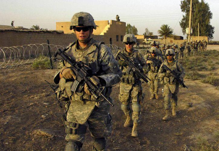 Durante su intervención en Afganistán, Estados Unidos gastó 686 mil millones de dólares. (Archivo/AP)