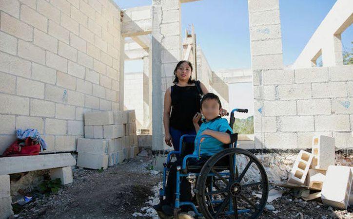 Las familias que tienen algún dependiente con algún grado de discapacidad puede solicitar el apoyo para la adecuación de la vivienda. (yucatan.gob.mx)