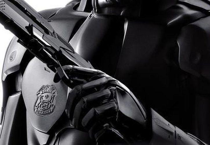 """Robocop ahora es encarnado por Joel Kinnaman, conocido por su trabajo en la serie """"The Killing"""". (Facebook oficial)"""