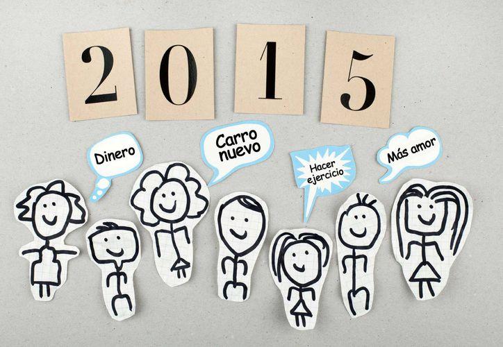 No mantengas tus propósitos en Año Nuevo en secreto. Cuéntale a tus familiares y amigos sobre las metas que te has planteado; ellos podrán apoyarlo  para cumplirlas y cambiar su vida. (Milenio Novedades)