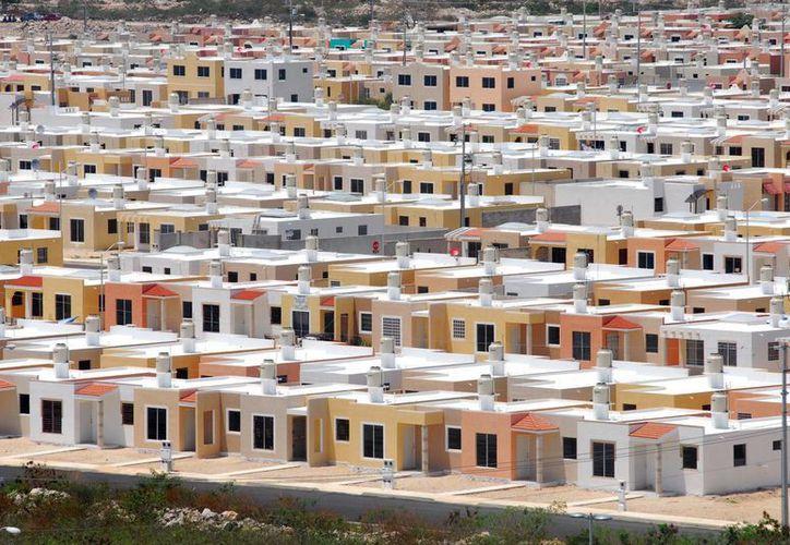 Reportan que la expansión de la mancha urbana de Mérida es considerable. (Milenio Novedades)