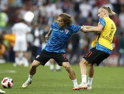 Ser chaparro y Turina, motivación extra para Modric