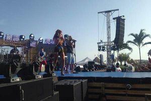 <i>Rapea</i> la Riviera Maya al ritmo de Flo Rida