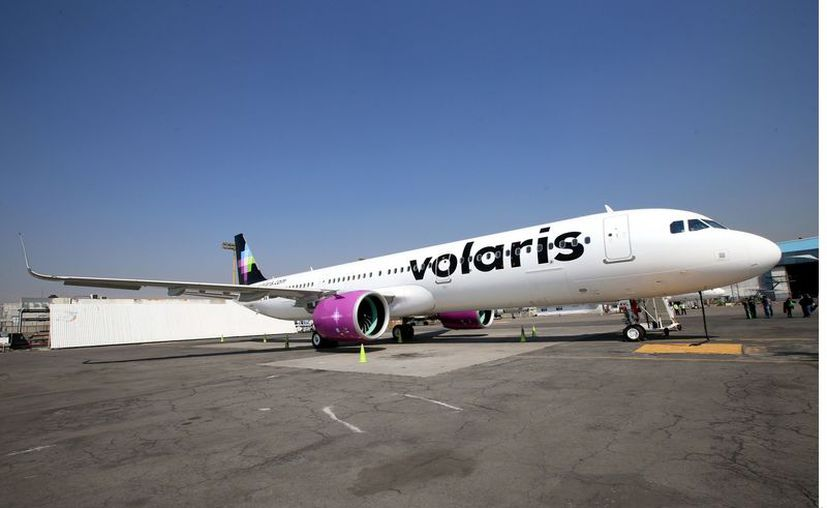 Volaris anunció que ya se pueden comprar boletos en nuevas rutas, que conectarán a Hermosillo, Tijuana, Mérida y Chihuahua. (Foto: Reforma)