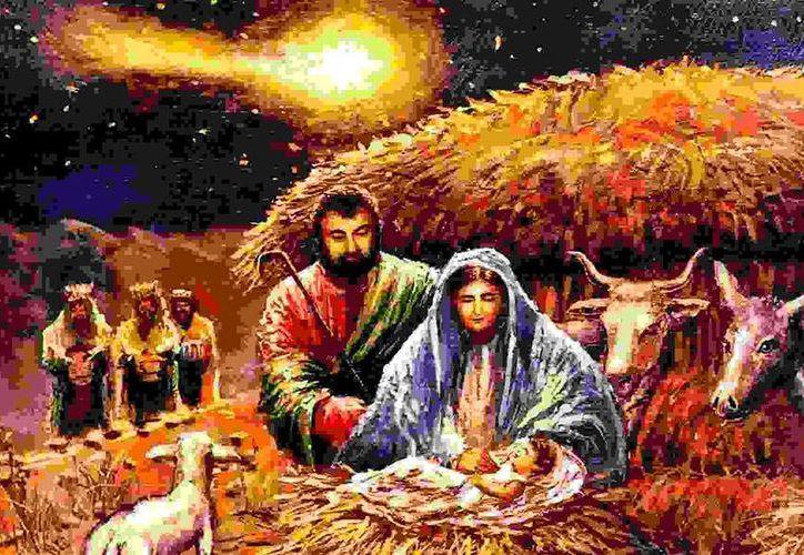 Cuarto domingo de Adviento. Se acerca el nacimiento del nuestro señor Jesucristo. (forosdelavirgen.org)