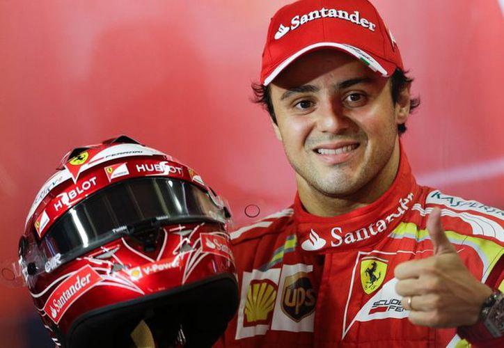La próxima semana se despedirá de sus hinchas en el Gran Premio de Brasil en Interlagos. (Sify.com)