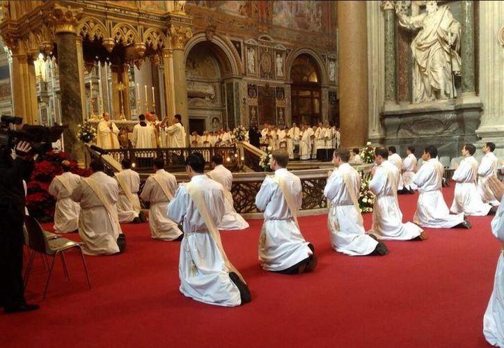 En 2006, los Legionarios de Cristo empezaron a  establecer disposiciones para prevenir actos de pederastia. (twitter/@Regnum_Christi)