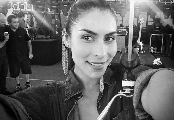 María León  es una de las voceras de la campaña 'Vámonos respetando'. (Facebook)